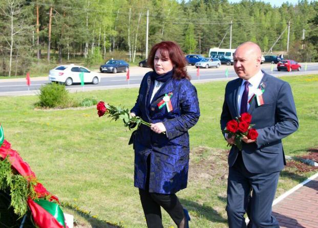 Участие в праздничных мероприятиях, посвященных 75-летию Великой Победы
