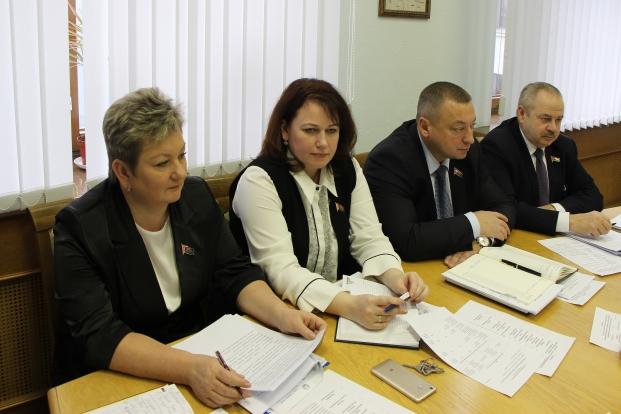Во время заседания Постоянной комиссии Палаты представителей по бюджету и финансам