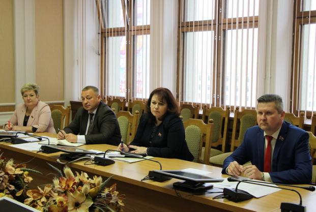 Во время расширенного заседания Постоянной комиссии Палаты представителей по бюджету и финансам